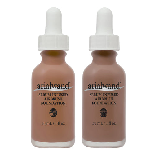Arialwand Airbrush Foundation DUO - Deep Skin Tone