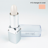Shy Girl Color Changing Lip Stick - Pearl to Coral