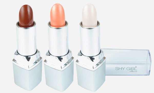 Shy Girl Color Changing Lipstick - Girly Trio