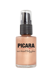 Picara Body Glow - Golden Peach 1oz.