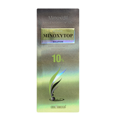 10% Minoxytop Minoxidil Extra Strength Topical Solution for Men.