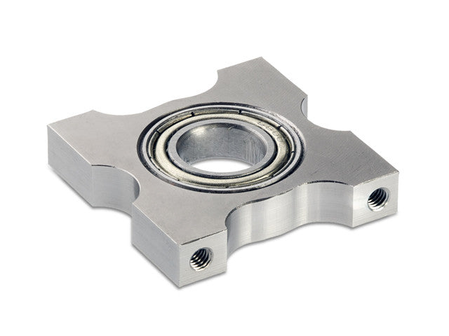 Bearing block with bearing