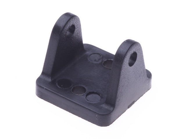Rubber tension mount