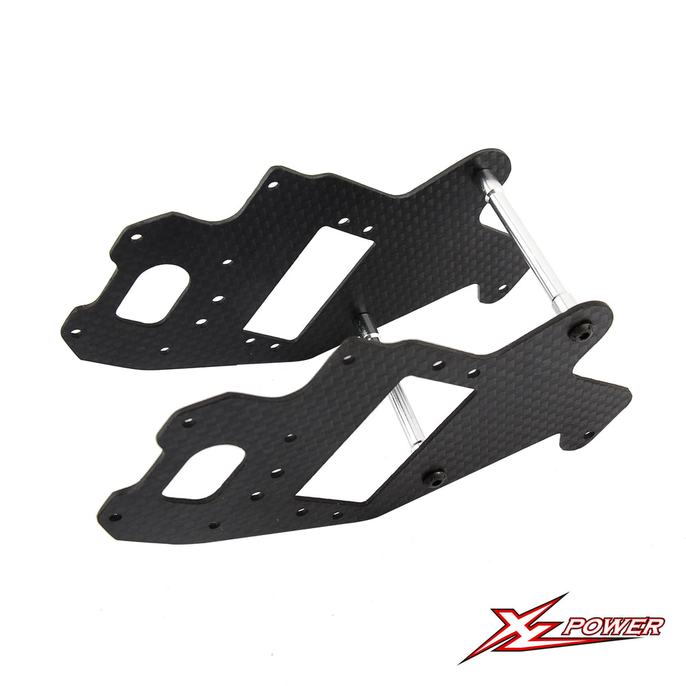 XL52B26 High Strength Carbon Fiber Frame