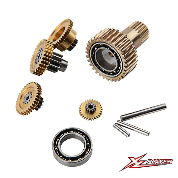 XLSG512 DS512HV Servo Gear Set