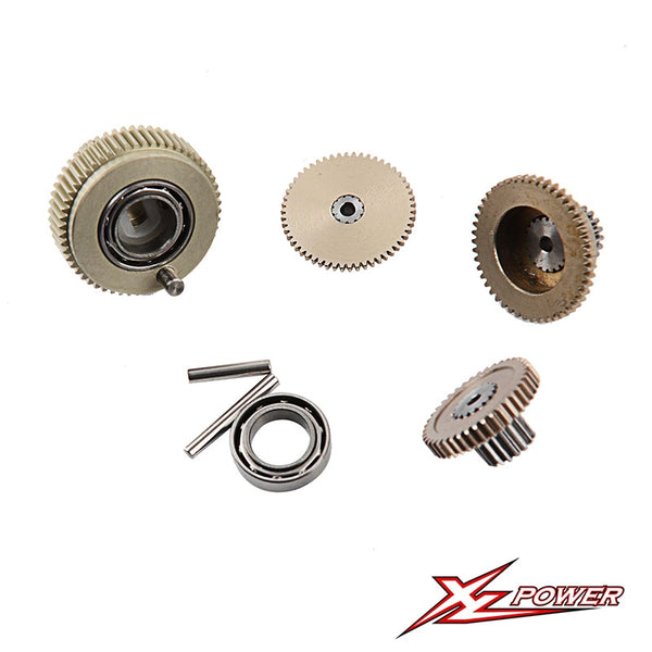 XLSG747 DS747RS Servo Gear Set