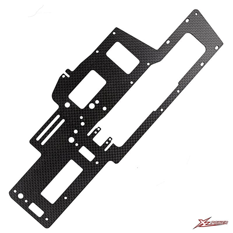 XL70B18 Carbon Fiber Main Frame(R)