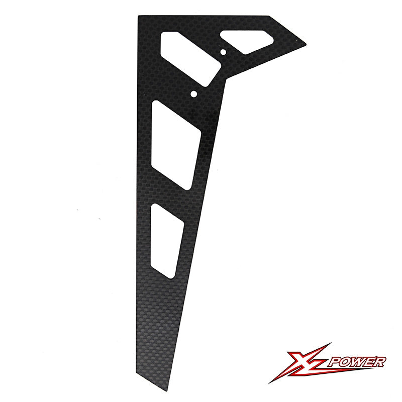 XL70T21 Black Carbon Fin