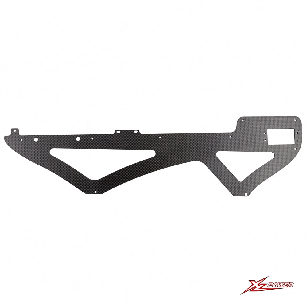 XL70B26 Carbon Fiber Main Frame