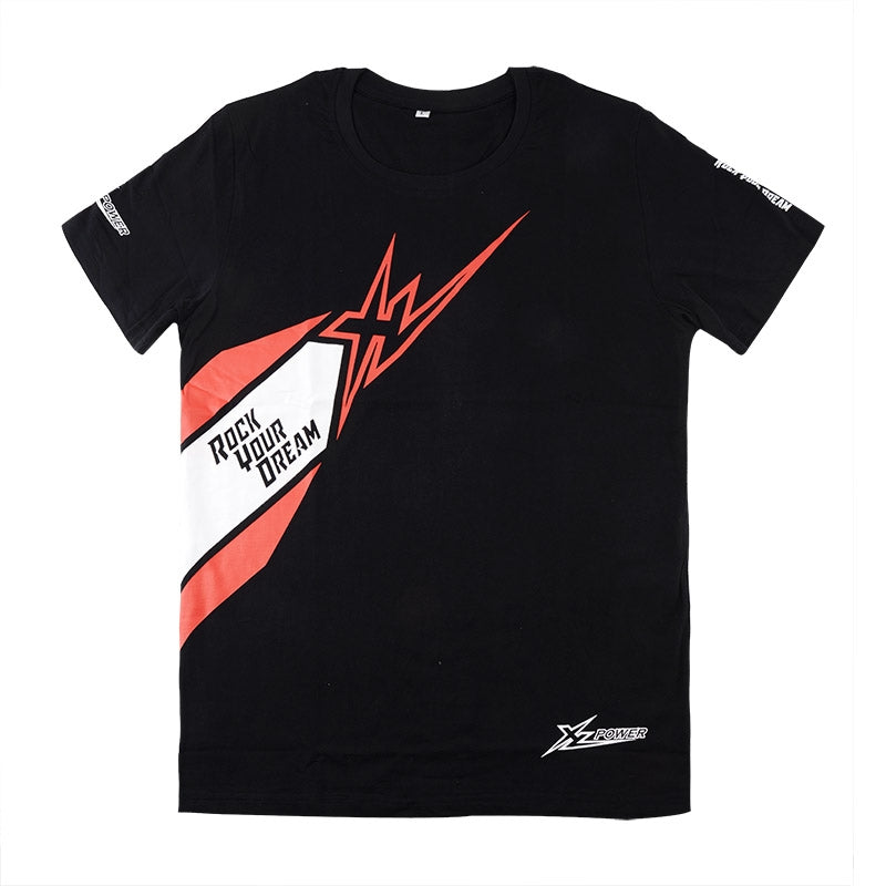 Flying T-shirt Black