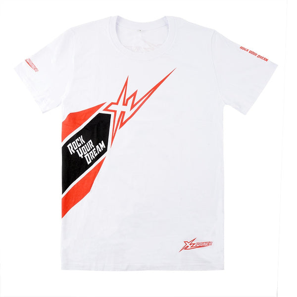 Flying T-shirt White
