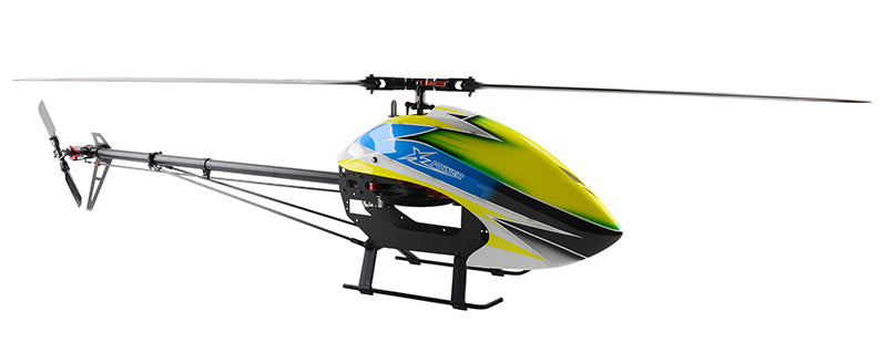 XL55K03 XL550 Combo With 4025 Motor And HW 120A V4 ESC & Rotortech blades