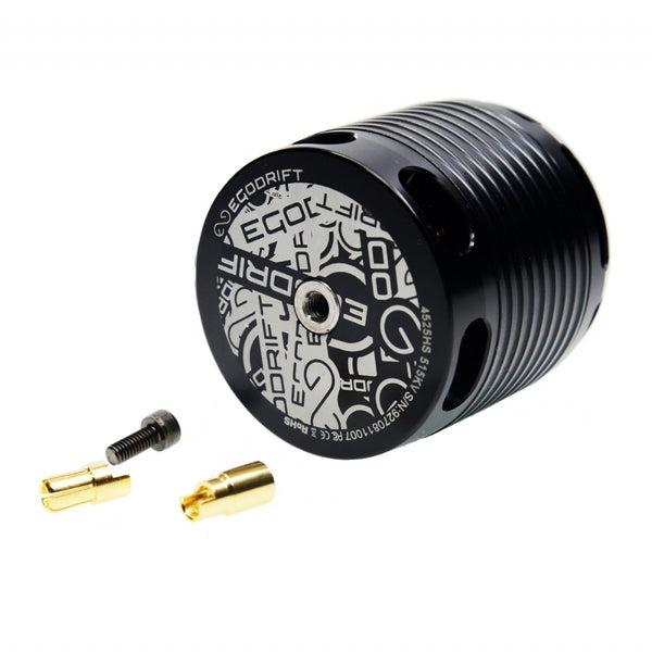 EGODRIFT TENGU 4530HS / 510KV brushless motor 55MM SHAFT