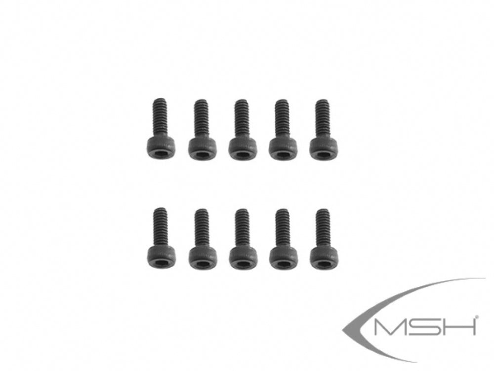 MSH41123 M2,5x5 Socket head cap screw
