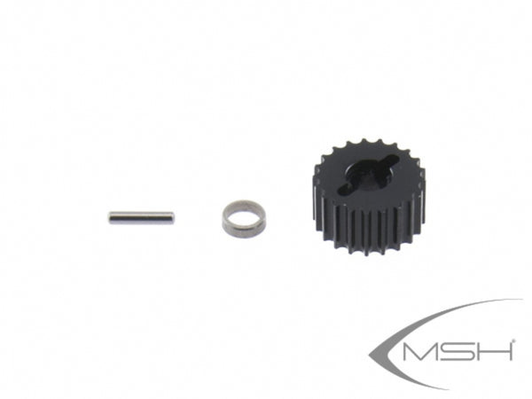 MSH41213 Speed-up tail pulley Protos 380