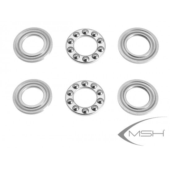 MSH71076 Thrust BB 10x18x5,5 (2x)