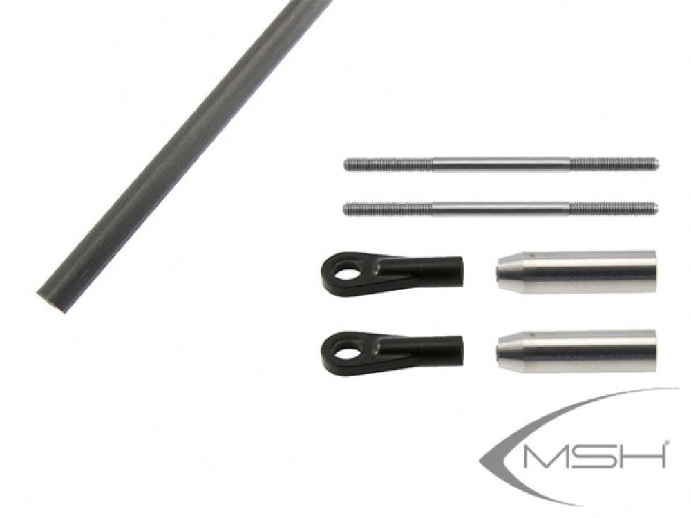 MSH71088 Tail control rod set (800)
