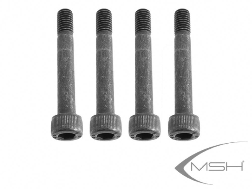 MSH71118 M5x25 7mm thraded Socket head cap screw