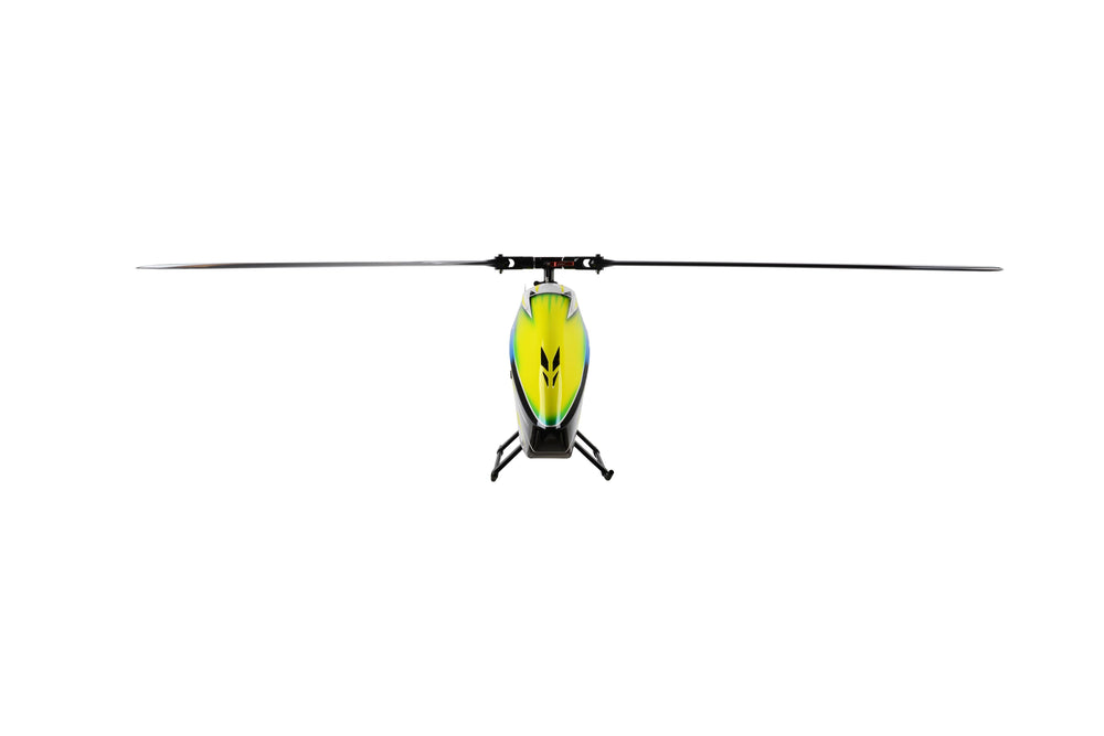 XL52K03 XL520 With  Rotortech blades and carbon tails