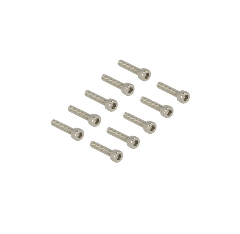 Cap head stainless bolt M3x14