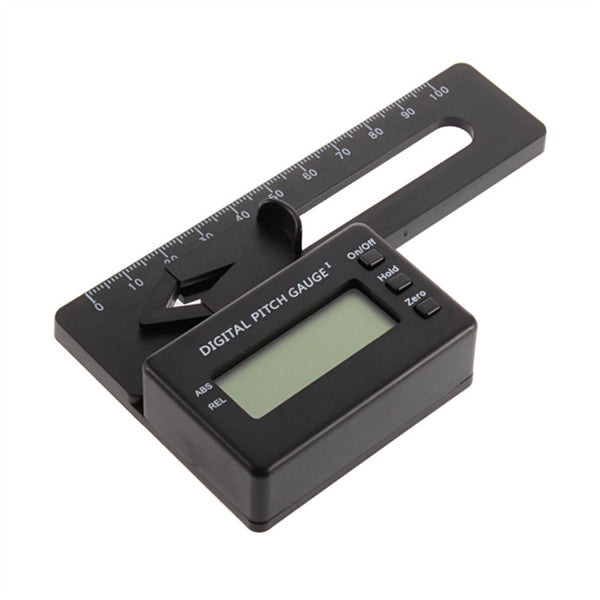 Helicopter Digital Pitch Gauge
