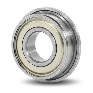 F683 Flanged Miniature bearing 3x7x3mm for