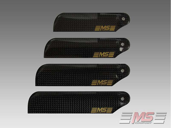 MS RAPID 115MM TAIL BLADES