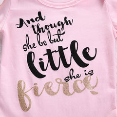 Little & Fierce - Darling Little One