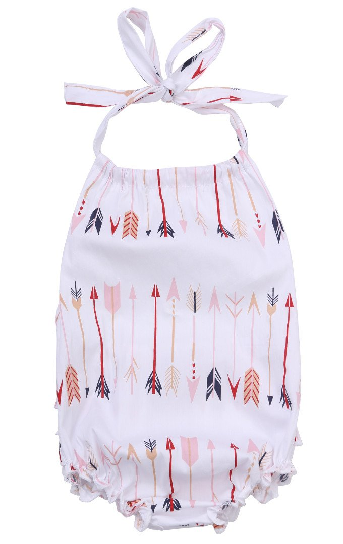 Arrows Halter - Darling Little One