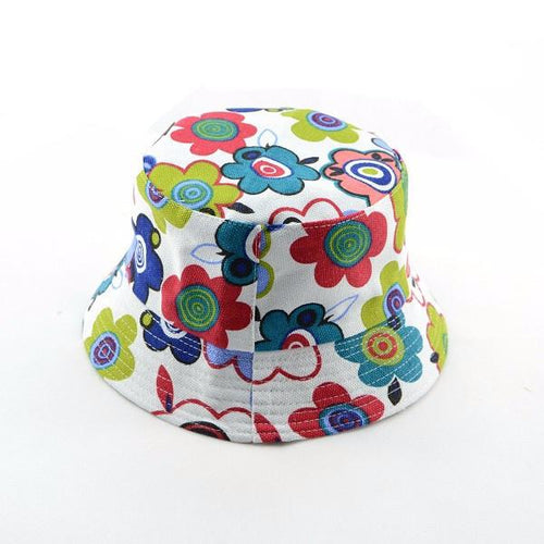 Floral Fedora - Darling Little One