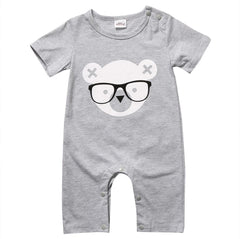 Bear Romper - Darling Little One