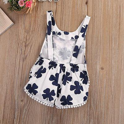 Clover Romper - Darling Little One