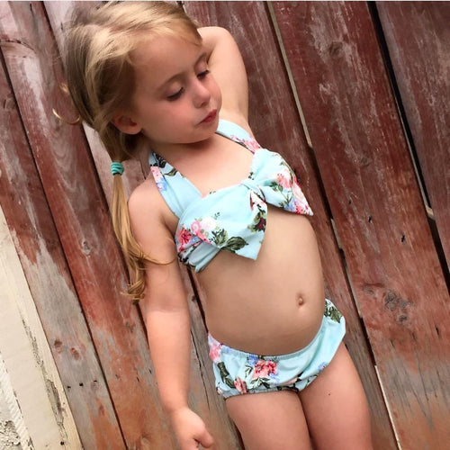 Floral Bikini - Darling Little One