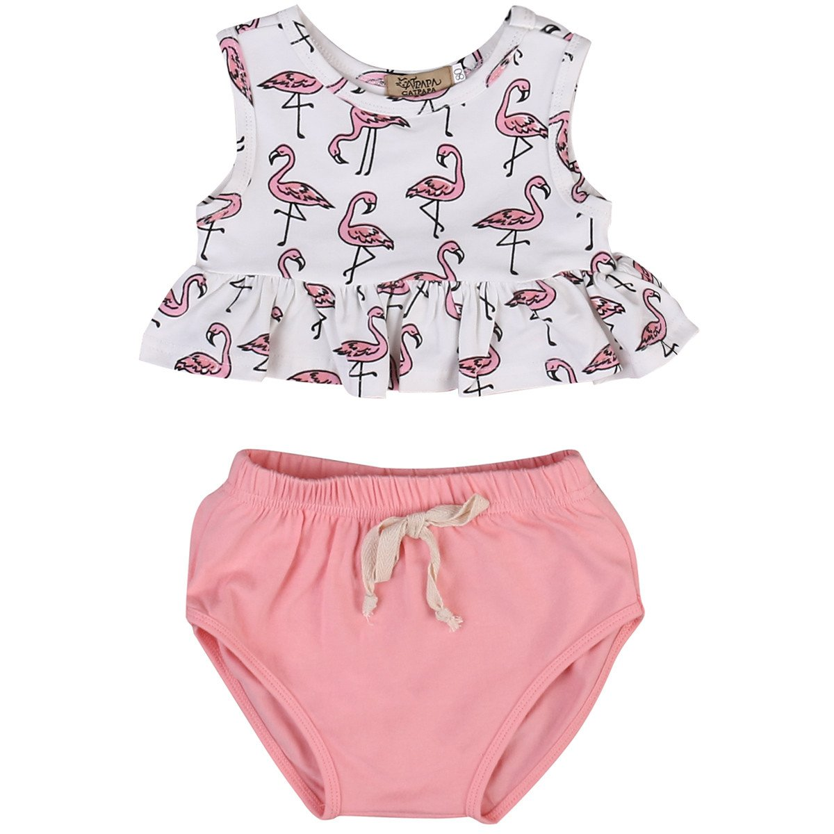 Flamingo Set - Darling Little One