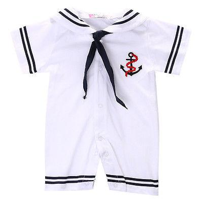 Sailor Suit - Darling Little One