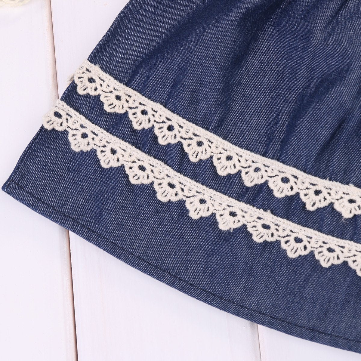 Denim and Lace - Darling Little One