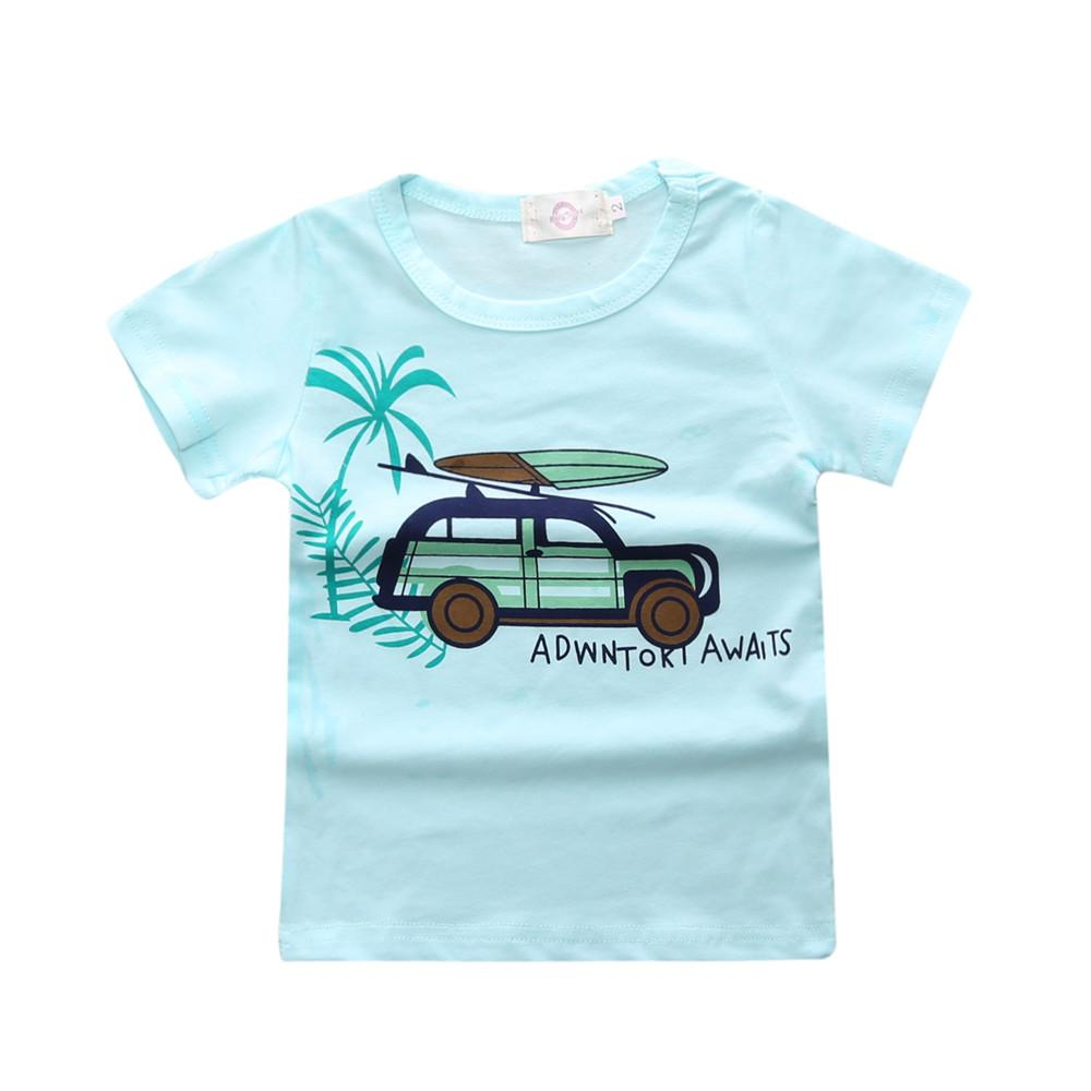 Cars and Jeans Set (4 pcs) - Darling Little One