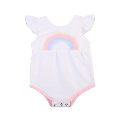 Rainbow Onesie - Darling Little One