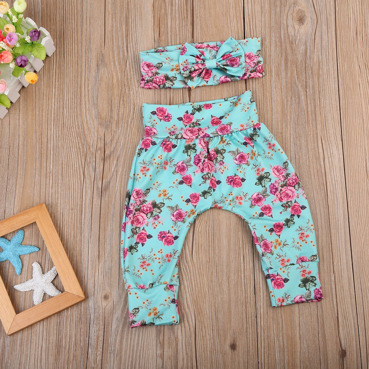 Wild Flower (3 pcs) - Darling Little One