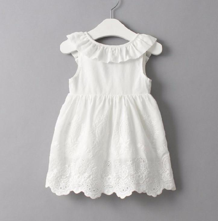 Big Bow Dress - Darling Little One