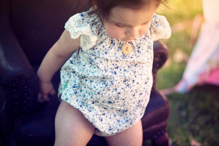 Avery Romper - Darling Little One