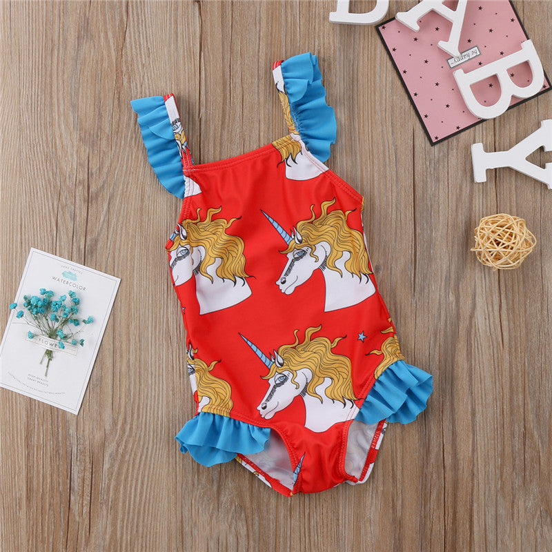 Unicorn One-Piece - Darling Little One