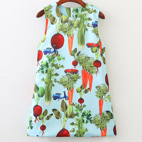 My Little Gardener Dress - Darling Little One