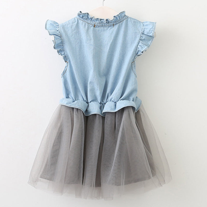 Princess Cowboy Dress - Darling Little One