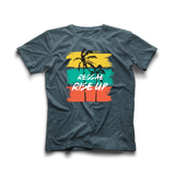 Painted Palms Tee