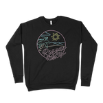 Neon Beach Sweatshirt