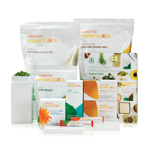 30 Days to Healthy Living Challenge (Arbonne)