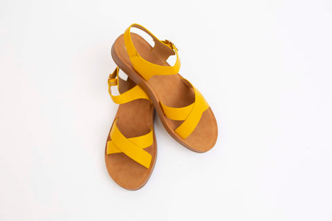19.03.05B  Sunflower Sandal