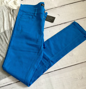 17.135- Royal Blue Skinny Pants