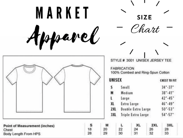 Market Apparel Designs- Everything is Possible - 20.01.21
